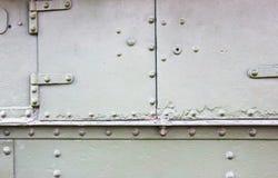 Old metal tank Royalty Free Stock Photo