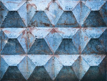 Old metal texture. Old grungy metal seamless texture Stock Images