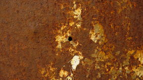 Old metal texture. Very old and rusted metal surface royalty free stock image