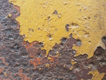 Old Metal Texture Abstract background Stock Photography
