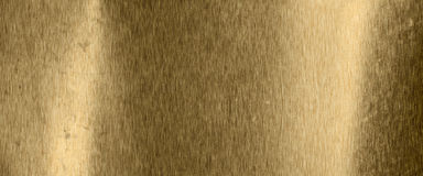 Old metal texture background in gold royalty free stock image
