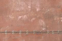 Old metal texture for background Stock Photos