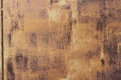Old metal texture. Background of old rusty metal with scratches. Grunge texture royalty free stock photo