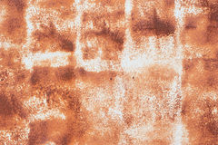Old metal texture. Background of old rusty metal with scratches. Grunge texture royalty free stock image