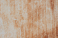 Old metal texture. Background of old rusty metal with scratches. Grunge texture royalty free stock photos