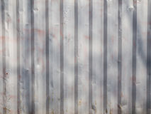 Old metal wall Royalty Free Stock Images