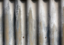 Old metal wall texture. Stock Photo