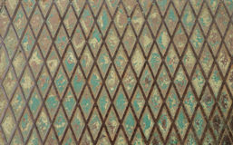 Old metal wall Royalty Free Stock Photography