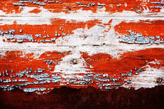 Old metal and wood background Stock Images