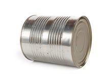 Old metall barrel Royalty Free Stock Image