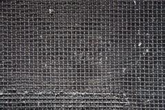 Old metallic lattice Royalty Free Stock Image