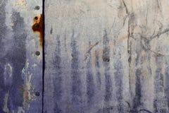 Old metallic surface Royalty Free Stock Image