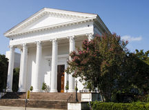 Old Methodist Church in Charleston Stock Image