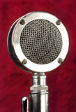 Old Microphone. Stock Photography