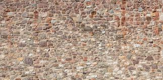 Free Old Middle Age Fortress Wall With Pattern Of Bricks And Stones In Germany Royalty Free Stock Image - 158088236