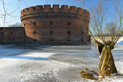 Old military fortification Royalty Free Stock Image