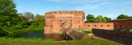 Old military fortification Royalty Free Stock Photography