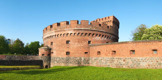 Old military fortification Royalty Free Stock Images