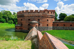 Old military fortification Stock Image