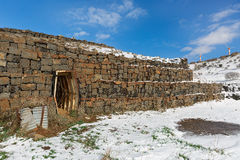 Old military fortifications Stock Photo