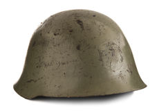 Old Military Helmet Stock Photos