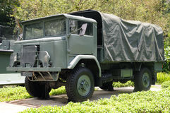 Old military truck Royalty Free Stock Photography
