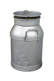 Old Milk Can Stock Image