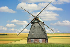 Old mill. Stock Photo