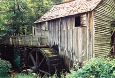 old mill Obrazy Stock
