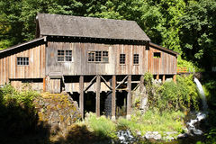 Old mill Royalty Free Stock Photos