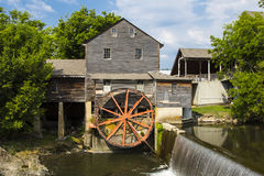 Old Mill Royalty Free Stock Image