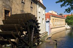 The Old Mill Stock Images