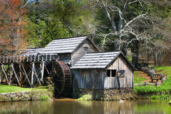 old mill fotografia royalty free