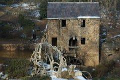 The Old Mill - Arkansas Royalty Free Stock Photos