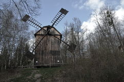 Old mill in Bohemia Stock Images