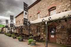 Old Mill Hotel in Hahndorf Royalty Free Stock Image