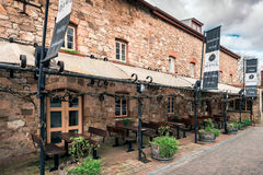 Old Mill Hotel in Hahndorf Royalty Free Stock Photo
