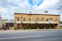 Old Mill Hotel in Hahndorf Stock Image