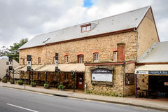 Old Mill Hotel in Hahndorf Royalty Free Stock Photos