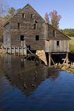 Old mill house Stock Photo