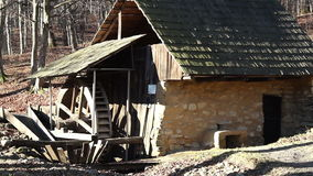 Old Mill House stock video
