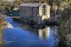 Old Mill Kempten Royalty Free Stock Images