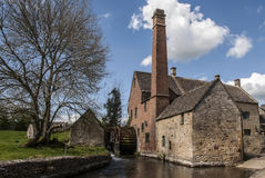Old Mill, Lower Slaughter Royalty Free Stock Image