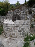 Old mill in Montenegro. Old mill in the Montenegro Royalty Free Stock Photos