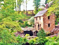 Free Old Mill Park, North Little Rock Stock Photo - 97260970