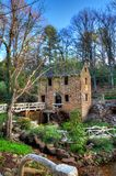 Old Mill, North Little Rock Royalty Free Stock Image