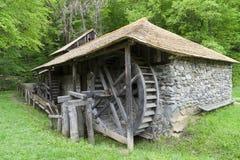 Old mill Romania Stock Photo