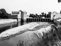 Old mill in Terezin Stock Photos