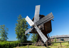 Old mill wooden Stock Images