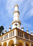 Old minaret, park Lednice, South Moravia, Czech Republic Stock Photos